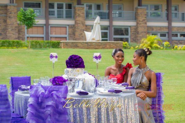 Black Pearl Events - Blue Velvet Decor & Marquee - Styled Wedding Shoot Abuja, Nigeria - BellaNaija Wedding Decor 2014 - George Okoro Photography - 01
