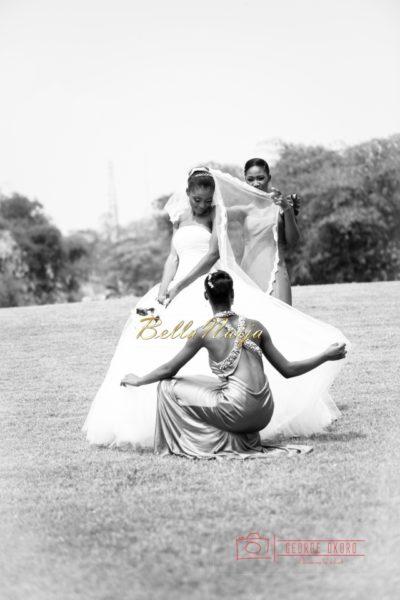 Black Pearl Events - Blue Velvet Decor & Marquee - Styled Wedding Shoot Abuja, Nigeria - BellaNaija Wedding Decor 2014 - George Okoro Photography - 028