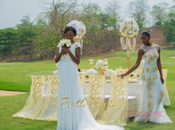 Black Pearl Events - Blue Velvet Decor & Marquee - Styled Wedding Shoot Abuja, Nigeria - BellaNaija Wedding Decor 2014 - George Okoro Photography - 031