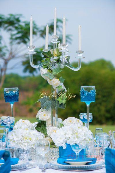 Black Pearl Events - Blue Velvet Decor & Marquee - Styled Wedding Shoot Abuja, Nigeria - BellaNaija Wedding Decor 2014 - George Okoro Photography - 04