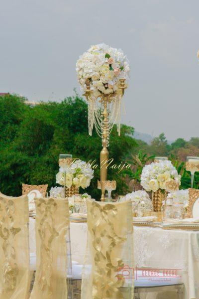 Black Pearl Events - Blue Velvet Decor & Marquee - Styled Wedding Shoot Abuja, Nigeria - BellaNaija Wedding Decor 2014 - George Okoro Photography - 043