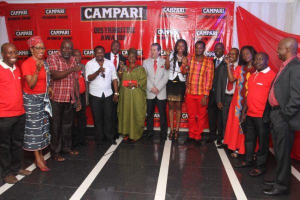 Campari 2013 Distributor's Award - BellaNaija - March - 2014 004