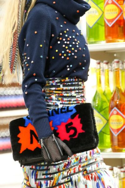 Chanel Fall 2014 Collection Bags - March 2014 - BellaNaija - 027