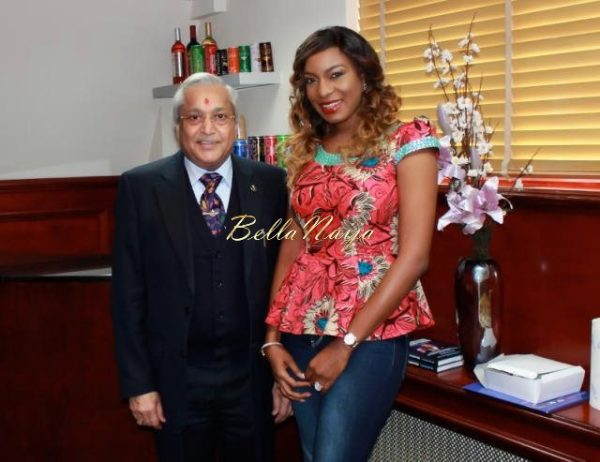 Chika Ike - Bullet Energy Drink - March 2014 - BellaNaija 02 (4)