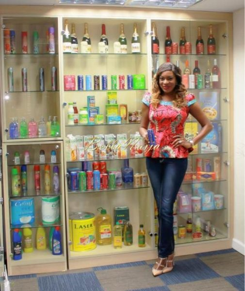 Chika Ike - Bullet Energy Drink - March 2014 - BellaNaija 02 (6)