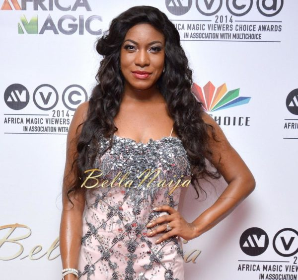 Chika Ike - March 2014 - BellaNaija