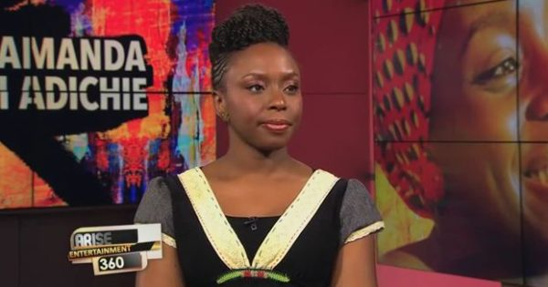 Chimamanda Ngozi Adichie - Arise 360 Entertainment - March 2014 - BellaNaija 01