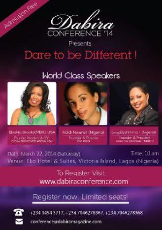 Dabira Conference 2014 - BellaNaija - March 2014