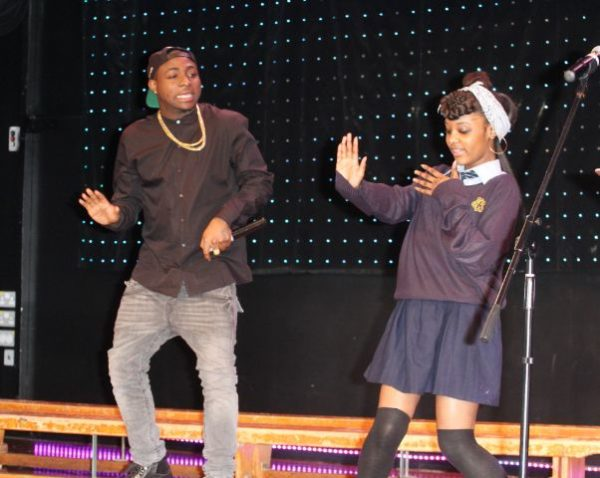 Davido at Tottenham Community School - March 2014 - BellaNaija - 023