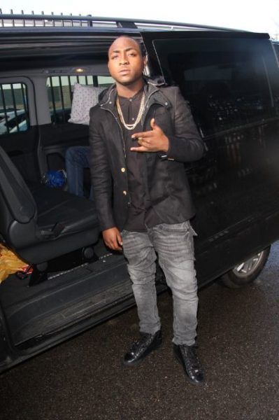 Davido at Tottenham Community School - March 2014 - BellaNaija - 037