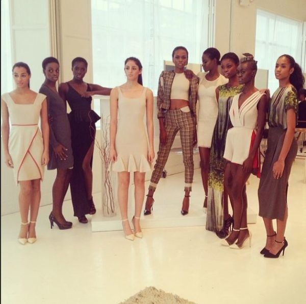 Deola Sagoe and Clan for New York Fashion Week 2014 - BellaNaija - March 20140015