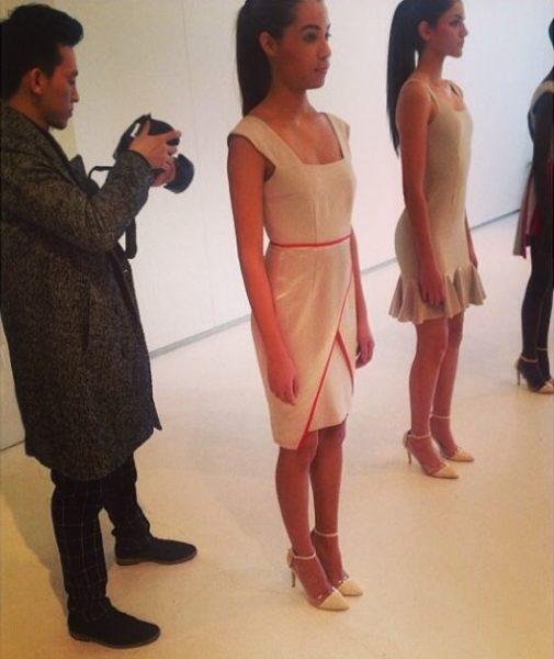 Deola Sagoe and Clan for New York Fashion Week 2014 - BellaNaija - March 20140016