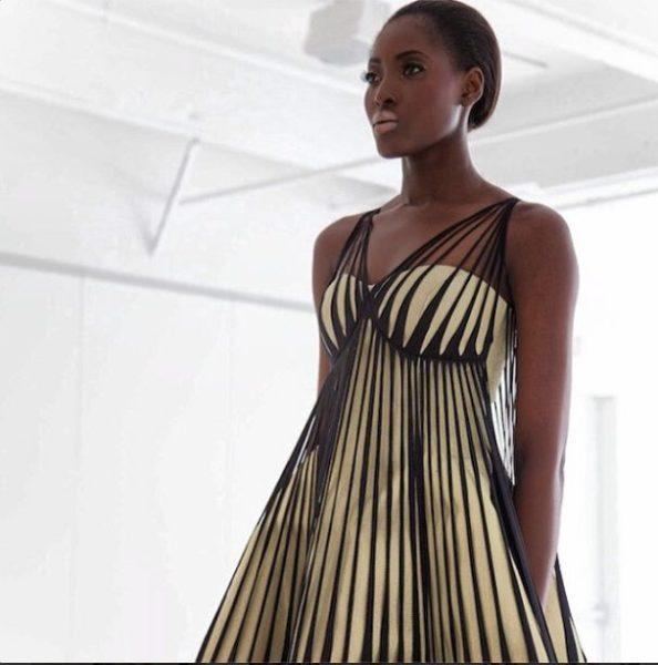 Deola Sagoe and Clan for New York Fashion Week 2014 - BellaNaija - March 2014002