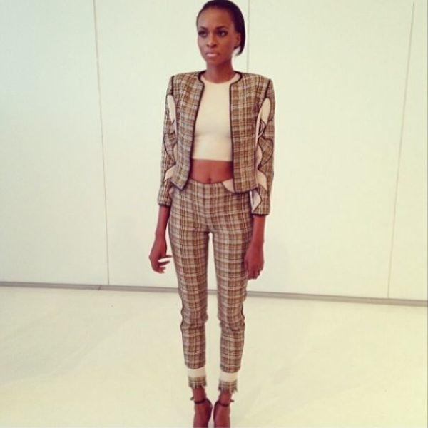 Deola Sagoe and Clan for New York Fashion Week 2014 - BellaNaija - March 20140020