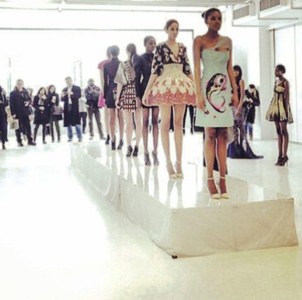 Deola Sagoe and Clan for New York Fashion Week 2014 - BellaNaija - March 2014005