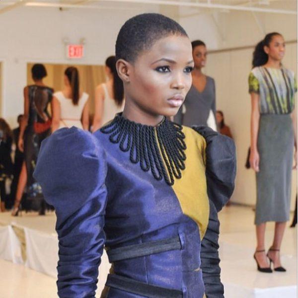 Deola Sagoe and Clan for New York Fashion Week 2014 - BellaNaija - March 2014008