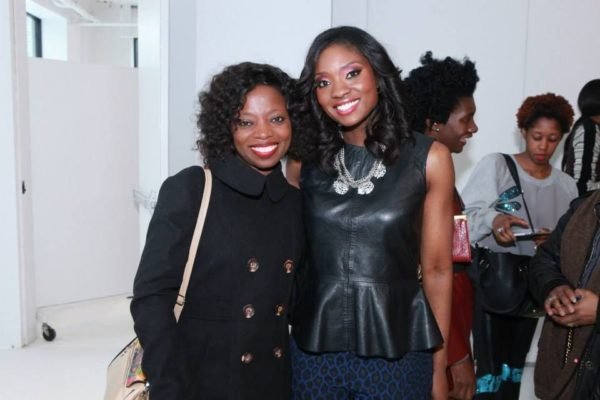 Deola Sagoe and Clan for New York Fashion Week 2014 - BellaNaija - March2014002