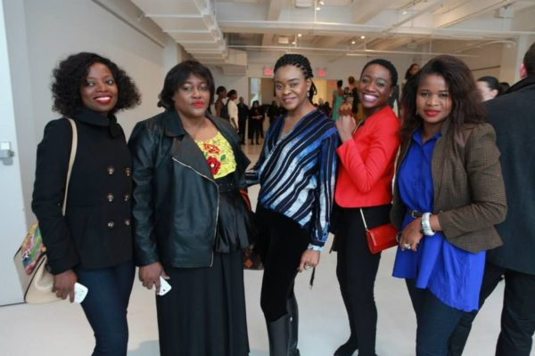 Deola Sagoe and Clan for New York Fashion Week 2014 - BellaNaija - March2014011