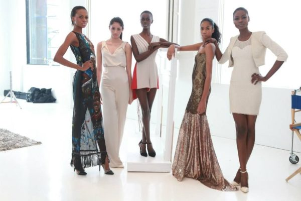Deola Sagoe and Clan for New York Fashion Week 2014 - BellaNaija - March2014015