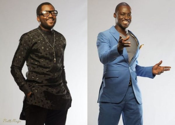 Desmond Elliot & Chris Attoh - March 2014 - BellaNaija Movies & TV - BellaNaija