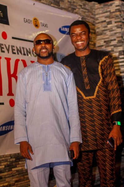 Easy Taxi and Samsung's Evening with Banky W - BellaNaija - March2014 (3)