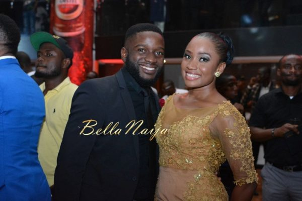 Exclusive - 2014 Africa Magic Viewers' Choice Awards After Party in Lagos - March 2014 - BellaNaija - 042