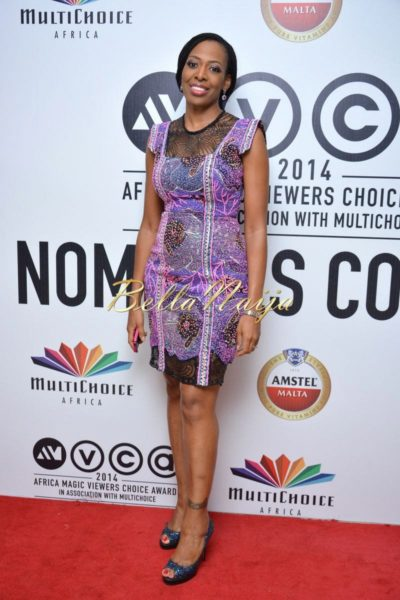 Biola Alabi in Iconic Invanity