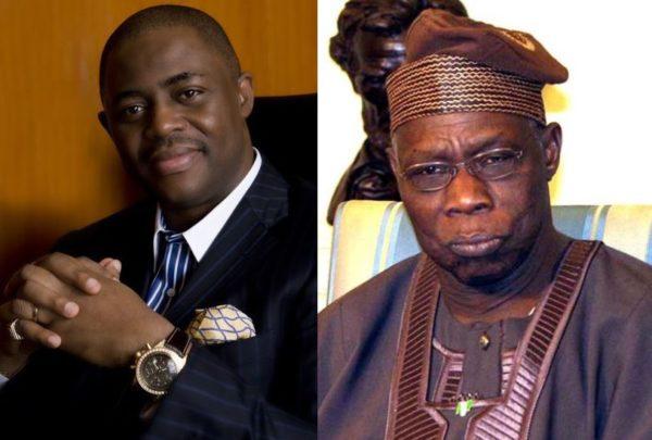 Femi Fani-Kayode & Olusegun Obasanjo - March 2014 - BellaNaija