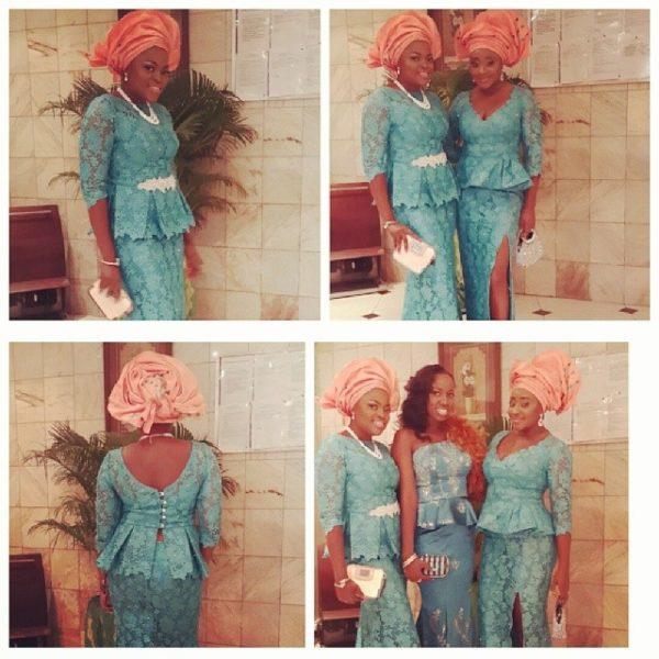 Funke Akindele & Ini Edo