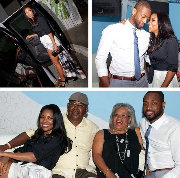 Gabrielle Union & Dwayne Wade - March 2014 - BellaNaija 01