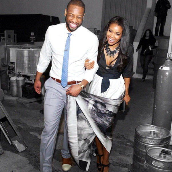 Gabrielle Union & Dwayne Wade - March 2014 - BellaNaija