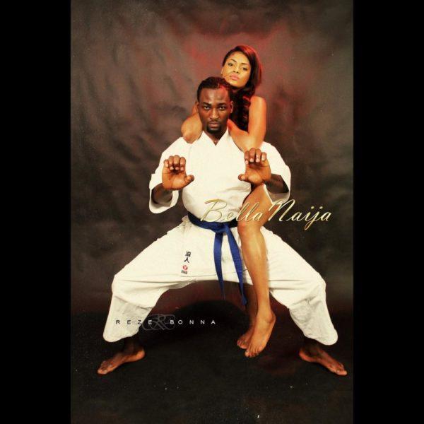 Gbenro Ajibade - Samurai Shoot - March 2014 - BellaNaija 011