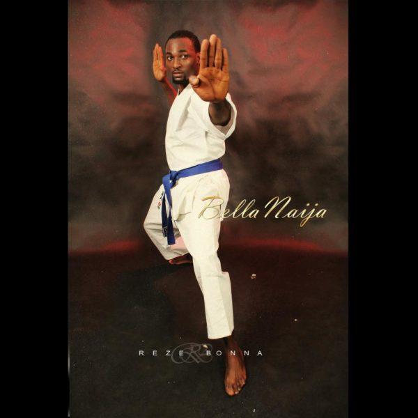 Gbenro Ajibade - Samurai Shoot - March 2014 - BellaNaija 07