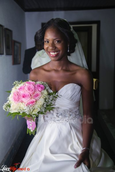 Ghanaian Bride Wedding BellaNaija