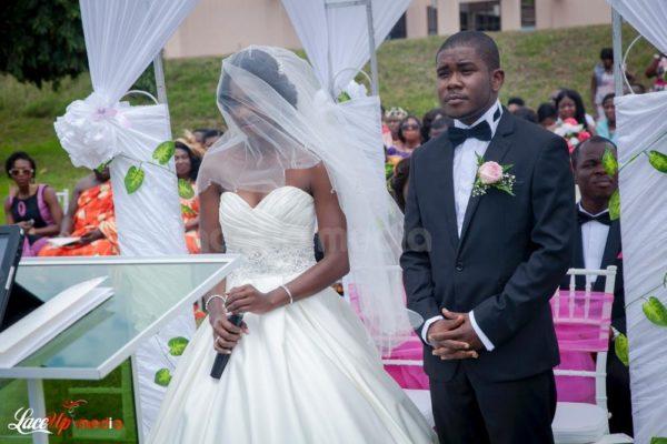 Ghanaian Outdoor Wedding BellaNaija
