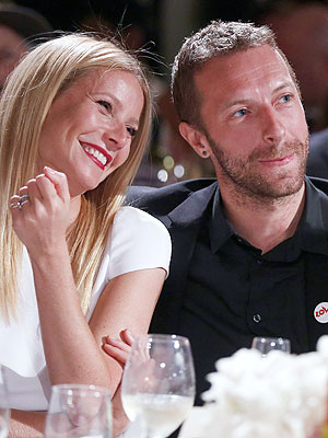 Gwyneth Paltrow & Chris Martin - March 2014  - BellaNaija