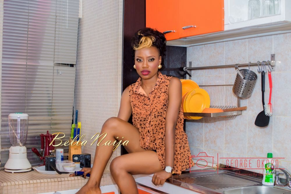 Hot FM Abuja OAP Ciana Unveils New Promo Photos for her Birthday ...