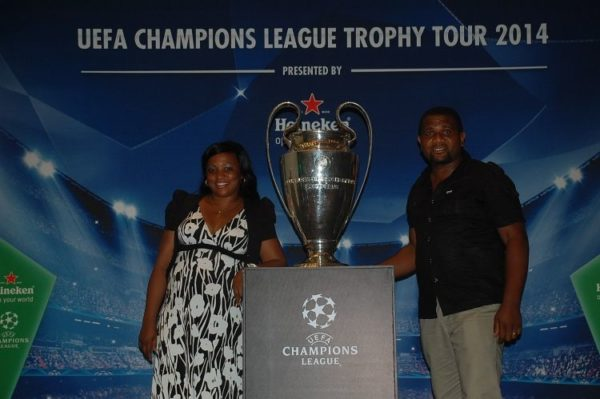 Heineken and UEFA Trophy Tour 2014 with Gov Fashola - BellaNaija - March2014006