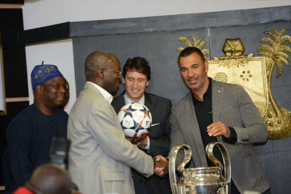 Heineken and UEFA Trophy Tour 2014 with Gov Fashola - BellaNaija - March2014013