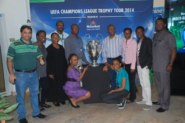 Heineken and UEFA Trophy Tour 2014 with Gov Fashola - BellaNaija - March2014016