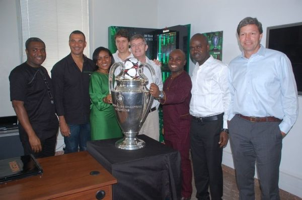 Heineken and UEFA Trophy Tour 2014 with Gov Fashola - BellaNaija - March2014020