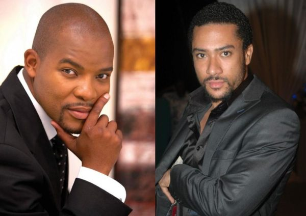 Hloma Dandala & Majid Michel - March 2014 - BellaNaija Movies & TV - BellaNaija