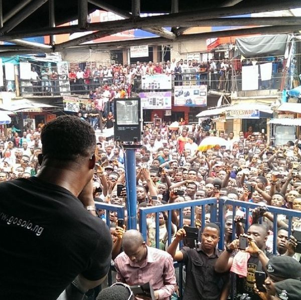 Iyanya - Solo Phone Ambassador - March 2014 - BellaNaija 01