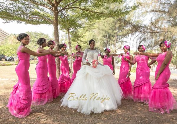 Jagila & Kijah Abuja Nigerian Wedding | Atunbi Photography | BellaNaija 0186