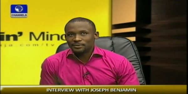 Joseph Benjamin - Rubbin' Minds - BN Movies & TV - BellaNaija 01