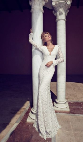Julie Vino - Fall:Winter 2014 Collection - BN Bridal - BellaNaija Weddings Dresses 010