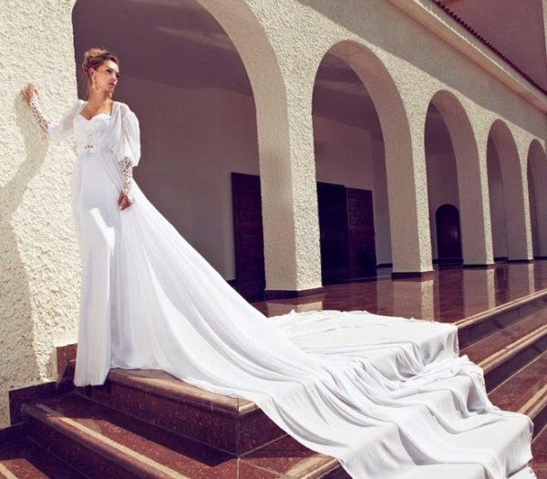 Julie Vino - Fall:Winter 2014 Collection - BN Bridal - BellaNaija Weddings Dresses 012
