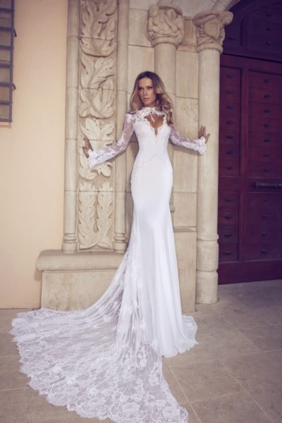 Julie Vino - Fall:Winter 2014 Collection - BN Bridal - BellaNaija Weddings Dresses 013