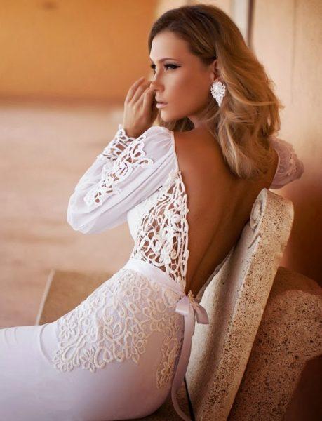 Julie Vino - Fall:Winter 2014 Collection - BN Bridal - BellaNaija Weddings Dresses 026