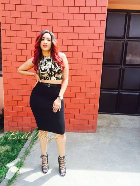 Juliet Ibrahim shows off Banging Bod - March 2014 - BellaNaija - 023